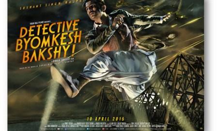 Movie Synopsis, Sushant Singh Rajput, Detective Byomkesh Bakshy