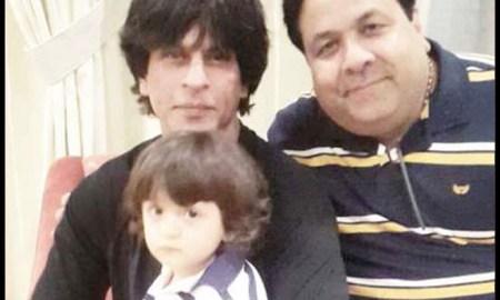 Shah Rukh Khan, Aryan, Suhana, AbRam, picture, New Year