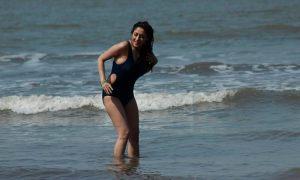 Gurleen Chopra, Bikini, film, Ashley