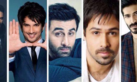 Ranbir Kapoor, Sushant Singh Rajput, Harshwardhan Kapoor, Emraan Hashmi, Angad Bedi
