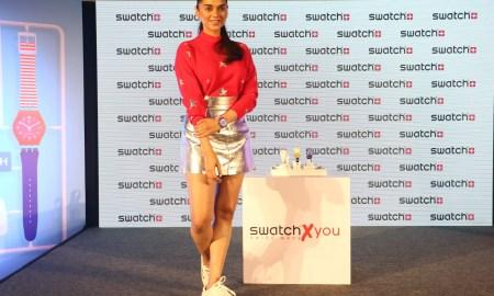 Swatch, Aditi Rao Hydari, Swatch x You,