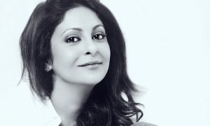 Shefali Shah, painting exhibition, Pune
