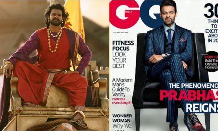 Prabhas,Baahubali, magazine cover
