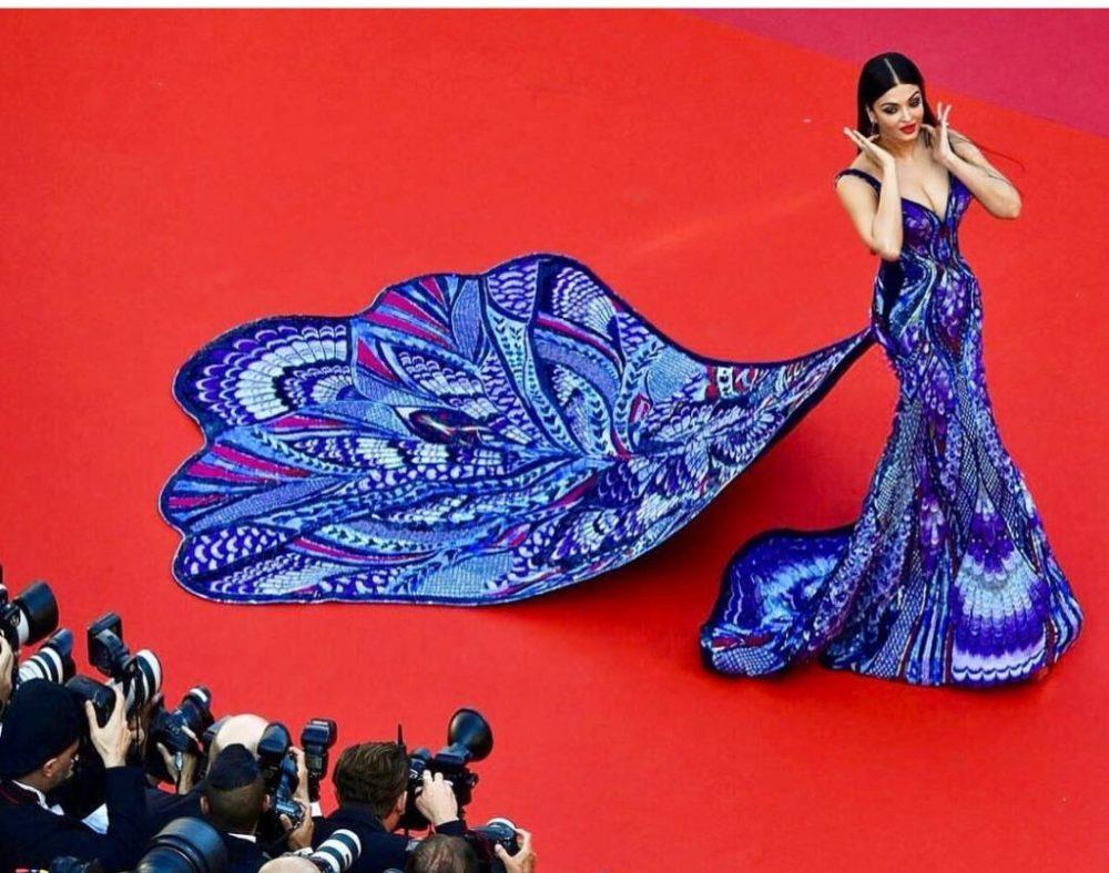 Aishwarya Rai Bachchan, Cannes 2018
