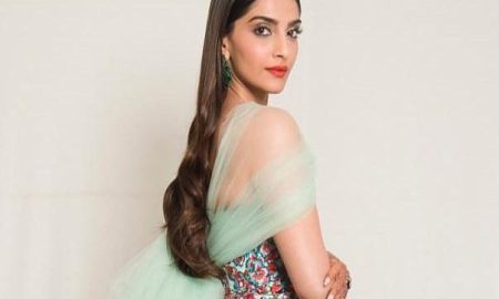 Sonam Kapoor, Positive Planet Foundation, Cannes Film festival 2018