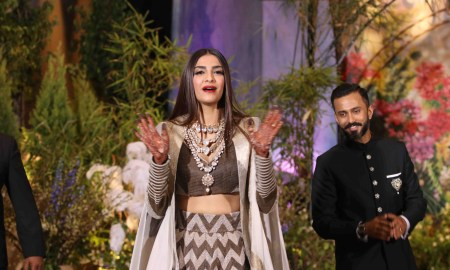 Sonam Kapoor, Anand Ahuja, Wedding Reception