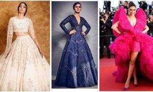 Cannes 2018, Sonam Kapoor, deepika Padukone, Rasika Dugal, Kangana Ranaut, Aishwarya Rai Bachchan,