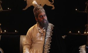 Ashutosh Rana, Mughal emperor, Aurangzeb, BollywoodDhamaka