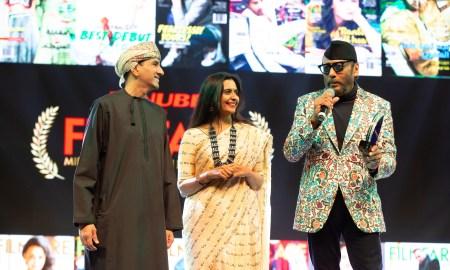 Jackie Shroff, Filmfare Middle East