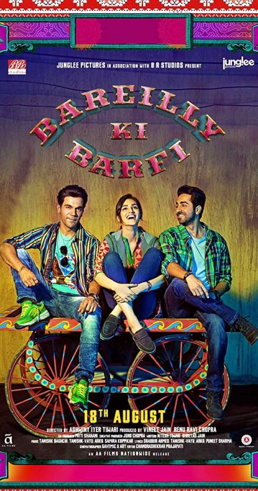 Bareily Ki Barfi Box Office India Collection Daywise & Worldwide