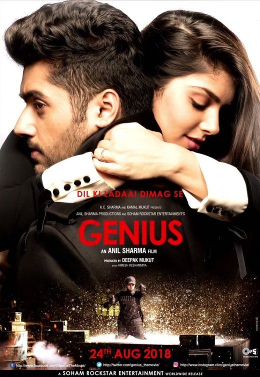 Genius Box Office Collection Daywise & Worldwide