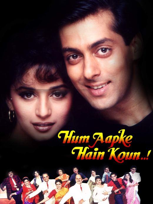 Hum Aapke Hain Koun Box Office India Daywise Worldwide
