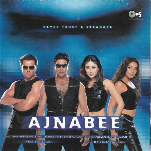 Ajnabee Lifetime Box Office Collection Daywise Worldwide