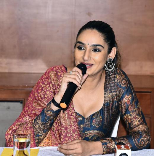 Ragini Dwivedi Mixed Water In Urine Sample During Drug Test