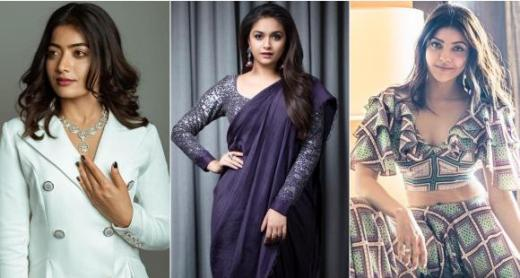 Top Indian Actresses Of 2020 With Success Ratio
