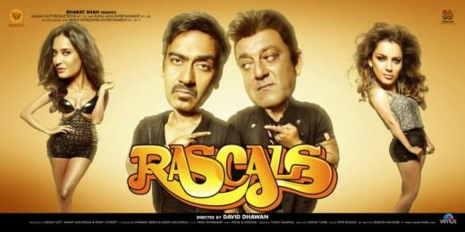 Rascals Box Office Collection Daywise India Overseas
