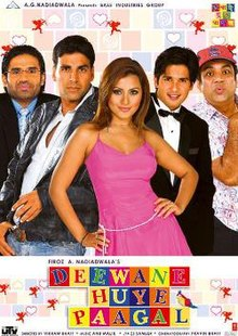Deewane Huye Paagal Box Office Collection Day-wise India Overseas