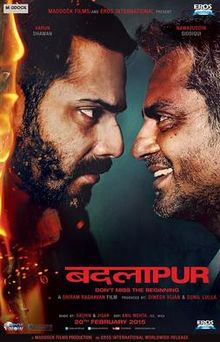 Badlapur Box Office Collection Day-wise India Overseas