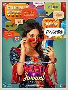 Indoo Ki Jawani Box Office Collection Day-wise India Overseas