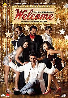 Welcome Box Office Collection Day-wise India Overseas