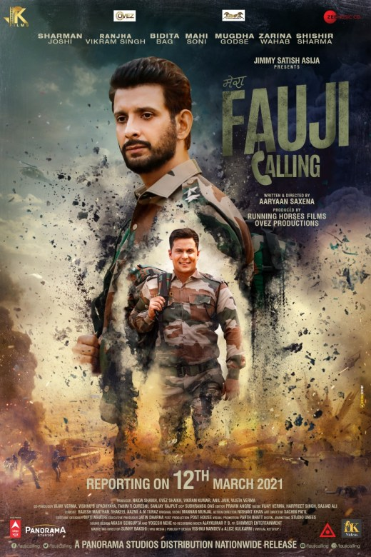 Fauji Calling (2021) Box Office Collection Daywise India