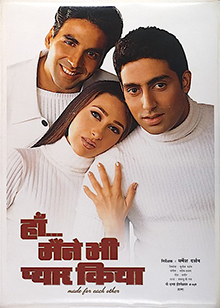 Haan Maine Bhi Pyaar Kiya (2002) Box Office Collections