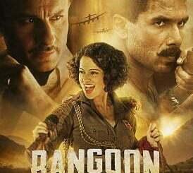 Rangoon (2017) Box Office Collection India Overseas