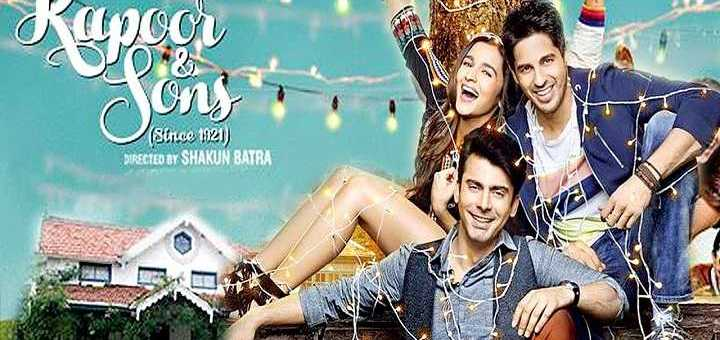 Kapoor & Sons (Since 1921) Box Office Collection Day Wise