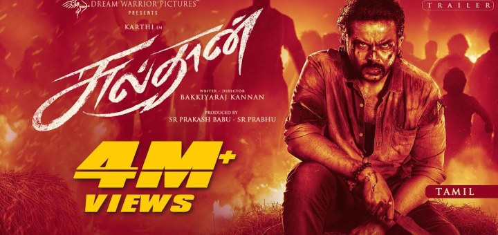 Sulthan (2021) Tamil Box Office Collection Day Wise India