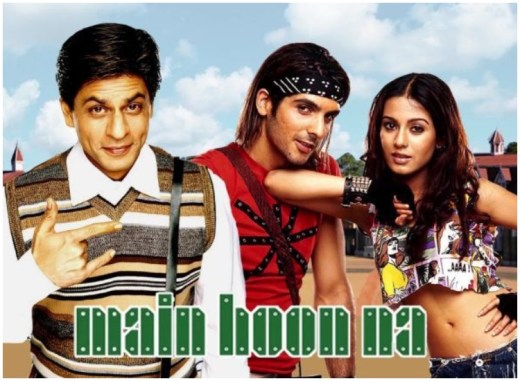 Main Hoon Na (2004) Box Office Collection Day Wise India