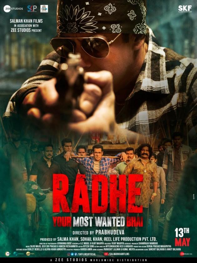 Radhe Trailer Reaction Critics and Audience