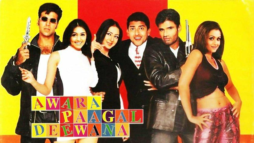 Awara Paagal Deewana (2002) Box Office Collection Day Wise