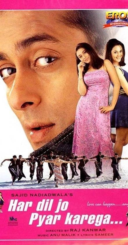 Har Dil Jo Pyar Karega (2000) Box Office Collection