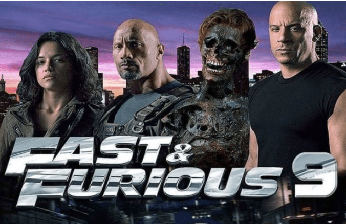 Fast And Furious 9 Action Film Trailer