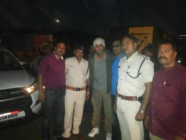Ranbir Kapoor and Rajkumar Hirani shoot at Bhopal jail for Sanjay Dutt biopic-1