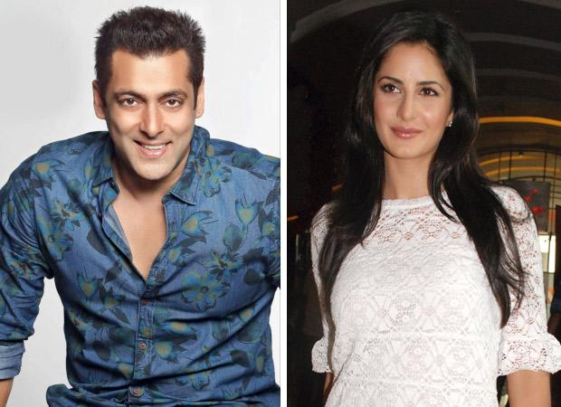 Salman Khan - Katrina Kaif back together