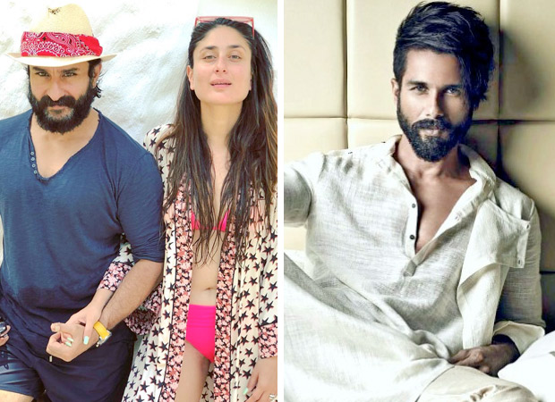 'WATCH OUT Saif Ali Khan' declares Shahid Kapoor and the reason will amuse you