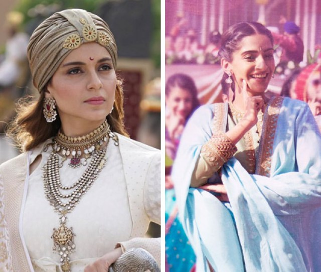Box Office Manikarnika The Queen Of Jhansi Set To Go Past 90 Crore Today Elkdtal Is Hardly Collecting Any Moolah