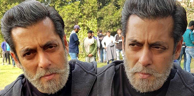 Behind The Scenes: Bina Kak shares more photos of Salman Khan as the old version of Bharat and fans are going gaga over it!