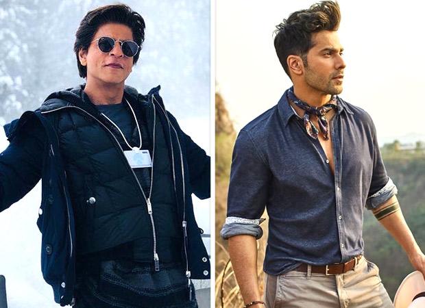 After Shah Rukh Khan, it's Varun Dhawan for Aanand L Rai