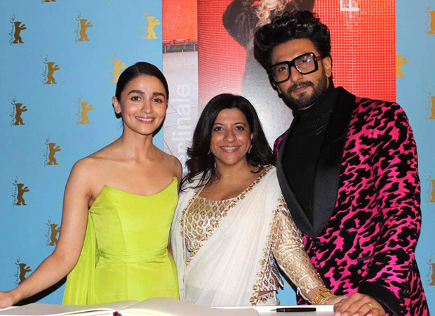 Zoya Akhtar to take Ranveer Singh and Alia Bhatt starrer Gully Boy to the Indian Film Festival of Melbourne 2019