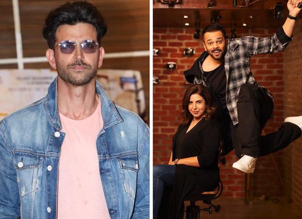 BREAKING! Hrithik Roshan signs Rohit Shetty and Farah Khan's Satte Pe Satta remake