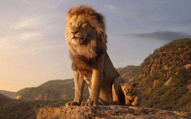 Movie Review The Lion King