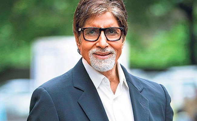 Amitabh Bachchan Is Deeply Grateful To Receive Dadasaheb