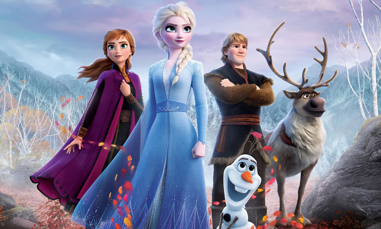 Frozen II available now on Disney Digital and on BluRay February 25, 2020