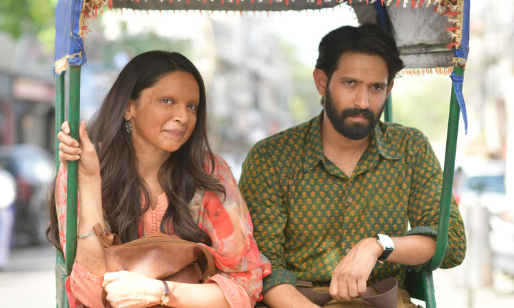 The Deepika Padukone starrer CHHAPAAK is a brave strive at highlighting an issue and the crime that exists in our society.