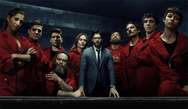 Korean adaptation of the Spanish hit series Money Heist in works at Netflix  : Bollywood News - Bollywood Hungama