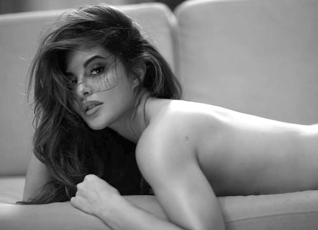 Check out! Jacqueline Fernandez goes topless in latest photoshoot