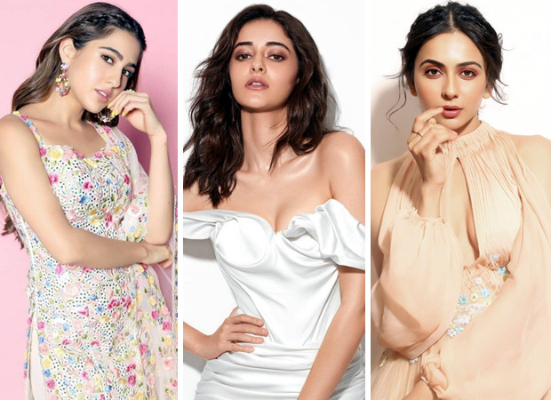 SCOOP: Sara Ali Khan & Ananya Panday rejected the role of a condom tester in RSVP's next that now stars Rakul Preet Singh