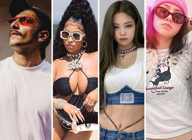 From Ranveer Singh, Nick Minaj to BLACKPINK's Jennie & Lisa, celebs are rocking Y2K trends in 2021